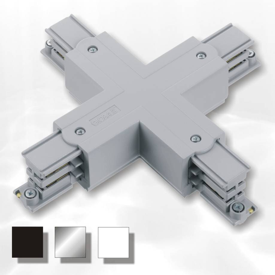 Kruisstuk 3-fase rail