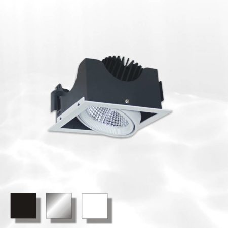 The Cardan-one inbouw led-spot