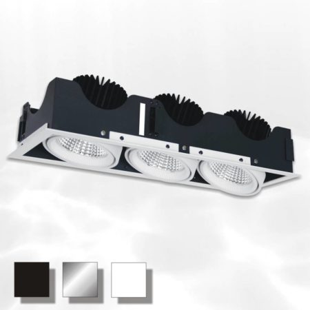 the cardan-three inbouw led-spot