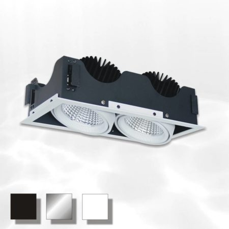 the cardan-two inbouw led-spot