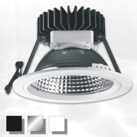 The World High Large LED-Downlight