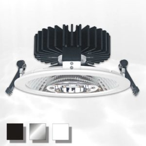 The World Low LED-Downlight