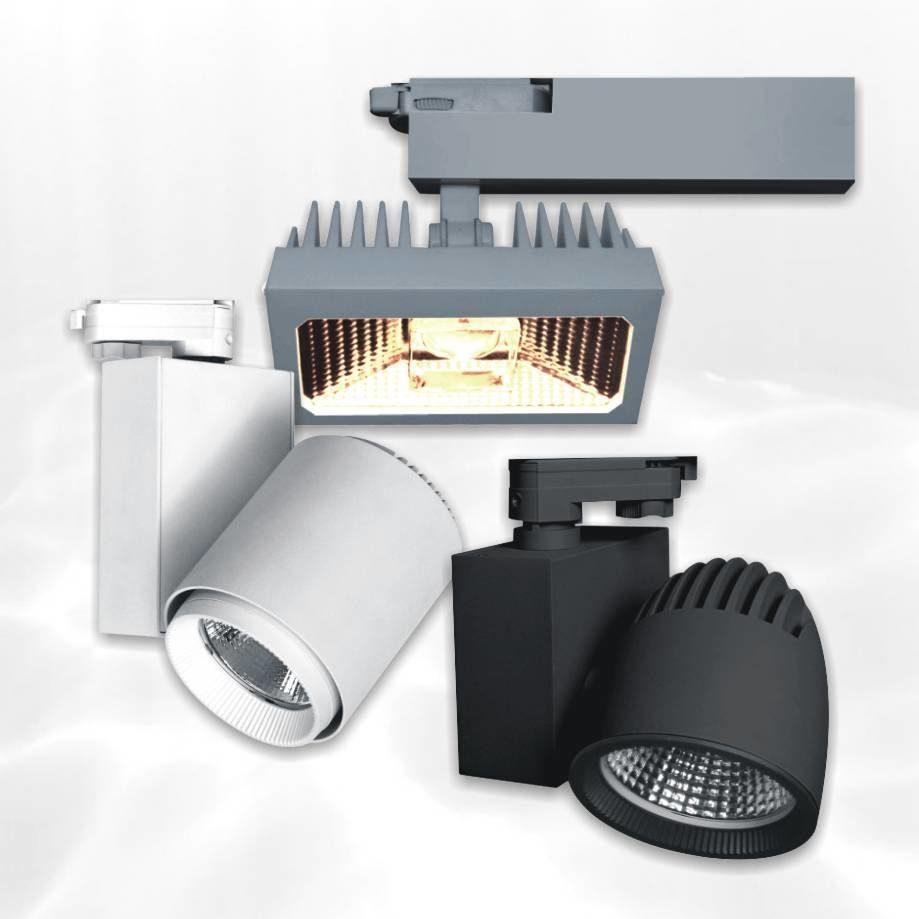 3-Fase LED Railspots