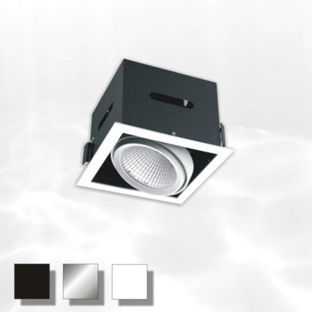 The Cardan-Large-One inbouw LED-spot
