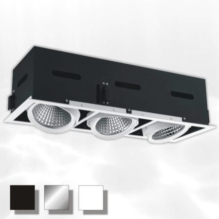 The Cardan-Large-Three inbouw LED-spot