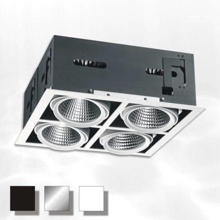 The Cardan-Large-Four inbouw LED-spot