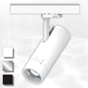 The Surt instelbare 3-fase LED railspot